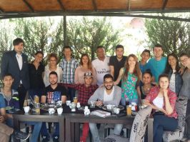 Održan prvi trening za mlade branitelje ljudskih prava u Vranju