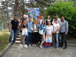 Održan drugi trening za mlade branitelje ljudskih prava u Vranju