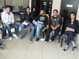 Održan četvrti trening za mlade branitelje ljudskih prava u Vranju