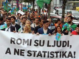 """Održan prvi """"Roma prajd"""" u okviru festivala romske kulture i aktivizma (Frka)"""