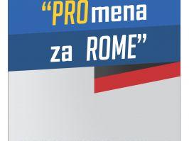 ODLUKA O DODELI GRANTOVA NA PROJEKTU PROMENA ZA ROME